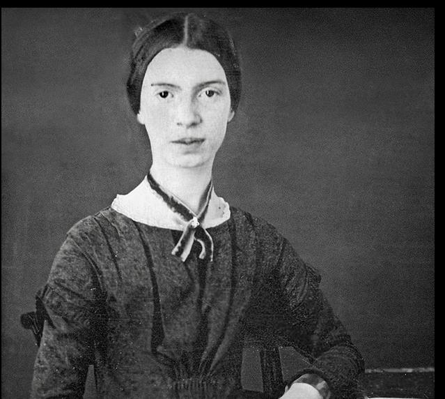 Emily Dickinson art