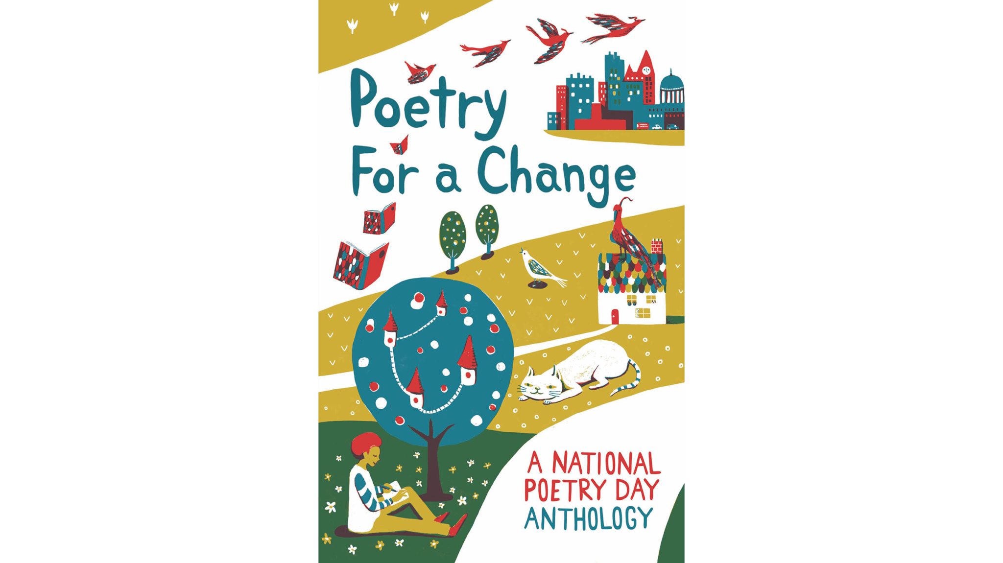 National Poetry Day - Enjoy, Discover, Share