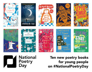10 poetry books for young people