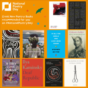 Poetry Recommendations - National Poetry Day